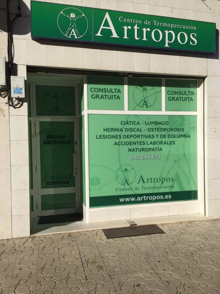 oficina de artropos en burgos