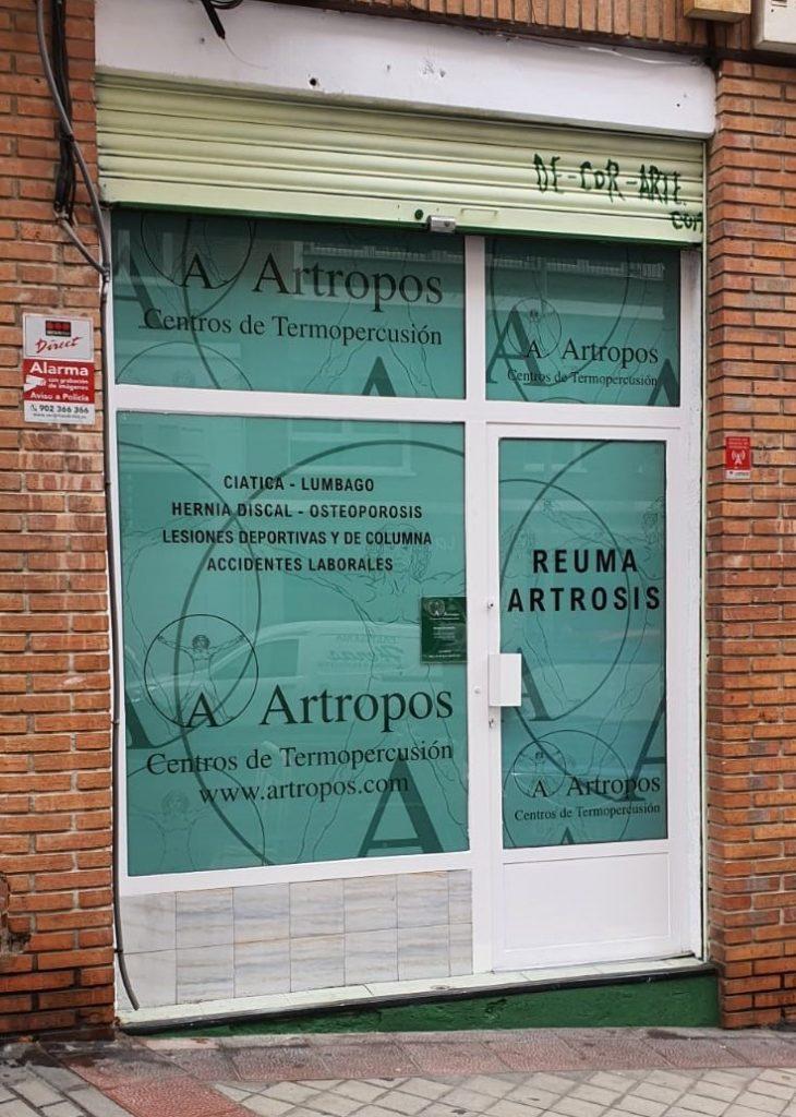 oficina de artropos en Madrid